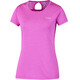Columbia Peak to Point Novelty - Camiseta manga corta Mujer - rosa